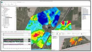 AGS Workbench est un progiciel complet pour le traitement, l'inversion et la visualisation de données géophysiques et géologiques.