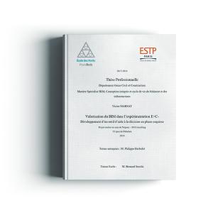 Valorisation du BIM dans l'expérimentation E+C-