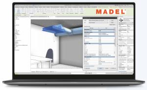 Madel, fabricant espagnol de composants de climatisation, publie de nouveaux produits BIM