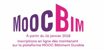 Le Mooc BIM par l'INSA Toulouse et GA : J-4 avant l'ouverture (16 jan à 11h)