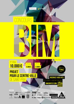 Lancement du Concours BIM 2017