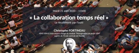 La collaboration (en) temps réel avec Archicad : Le récolement par l'outil avec Christophe Fortineau