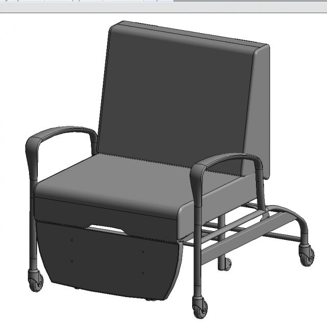 Chaise - Dormeur (fabricant canadien)