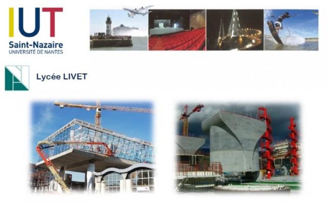 Nouvelle Licence pro Génie civil et Construction option «Le Numérique sur les chantiers BTP»