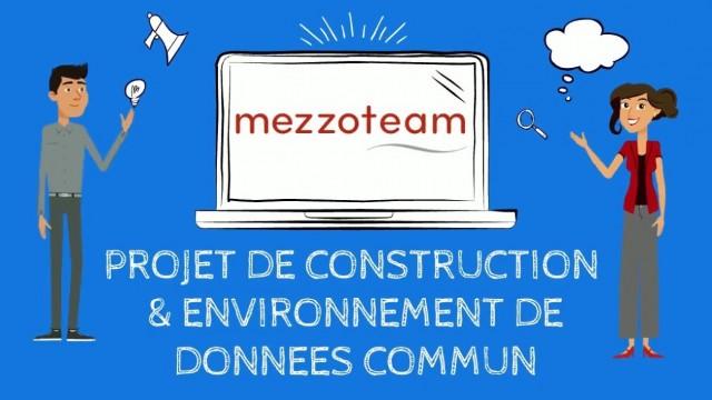 Environnement de Données Commun et projet de construction