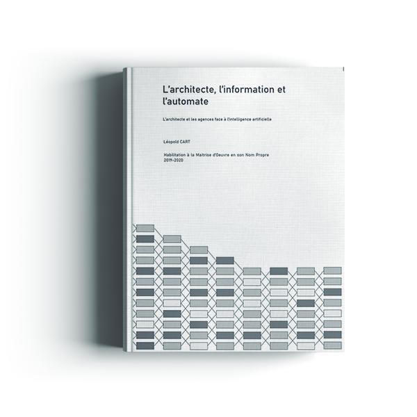 L'architecte, l'information et l'automate