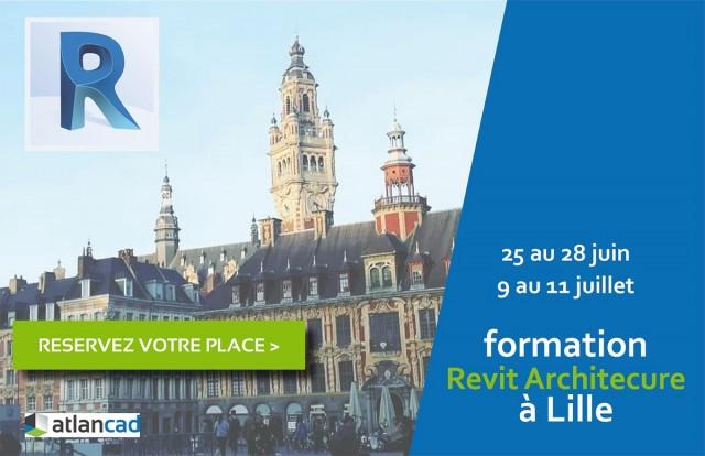 Formation Revit Architecture à Lille