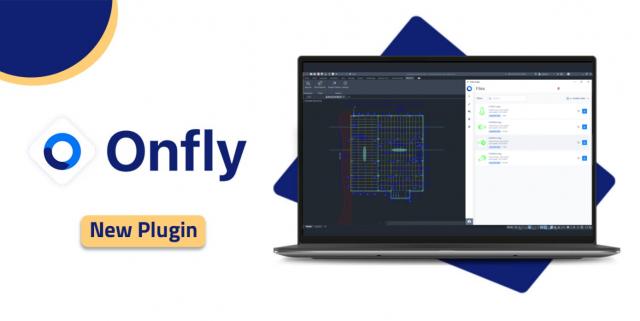 Onfly dévoile sa nouvelle intégration, qui facilite la collaboration entre CAD et BIM