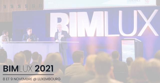 BIMLUX est de retour ! RDV les 8 et 9 novembre à l'European Convention Center