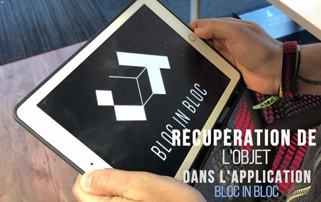 Bloc in Bloc et BIM&CO collaborent pour  intégrer le BIM à la réalité augmentée en construction
