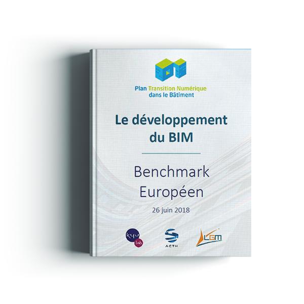 Le développement du BIM : Benchmark Européen