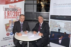 ACTU : Le CSTB & CYPE partenaires !