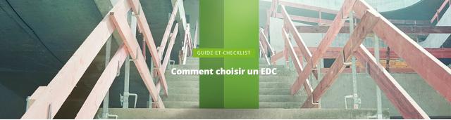 Comment choisir un Environnement de Données Commun (EDC) - GUIDE