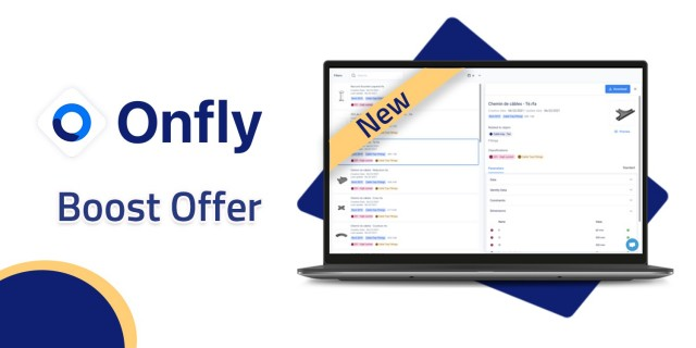Onfly lance son offre BOOST !