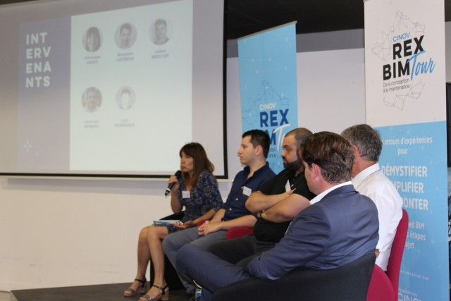 The REX BIM Tour 2019 in a few pictures - CINOV Federation