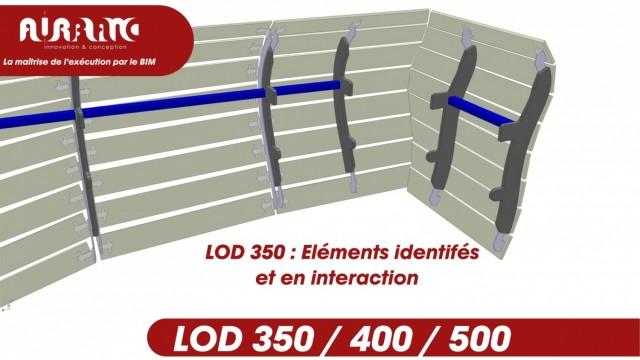 LOD (Level of development) - BIM EXE