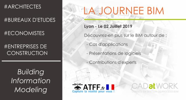 La journée BIM à Lyon - 02/07/19