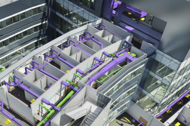 Formation Autodesk Revit - Spécialisation MEP