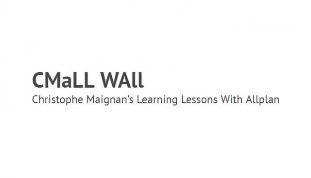 Présentation de CMaLL WAll