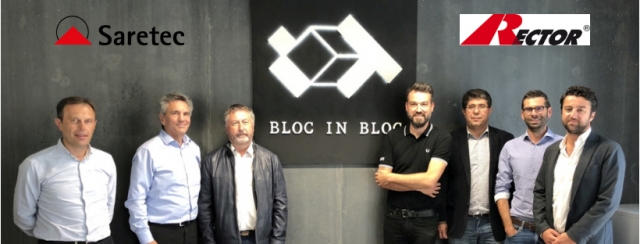Bloc in Bloc la startup Nantaise spécialisée en BIM & réalité augmentée lève 550 000 €
