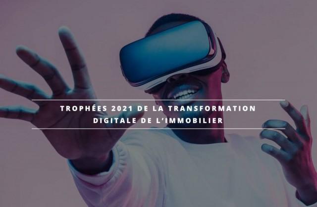 Dernière ligne droite pour la 2e édition des Trophées de la Transformation Digitale de l'Immobilier - Candidatez avant le 19 mars !