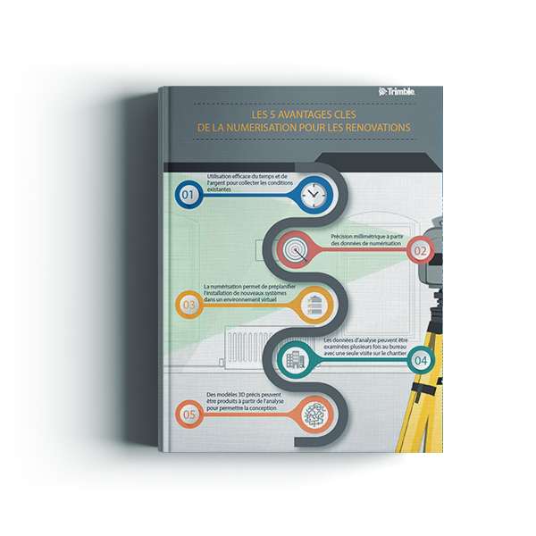 Les 5 avantages clés de la numérisation pour les rénovations