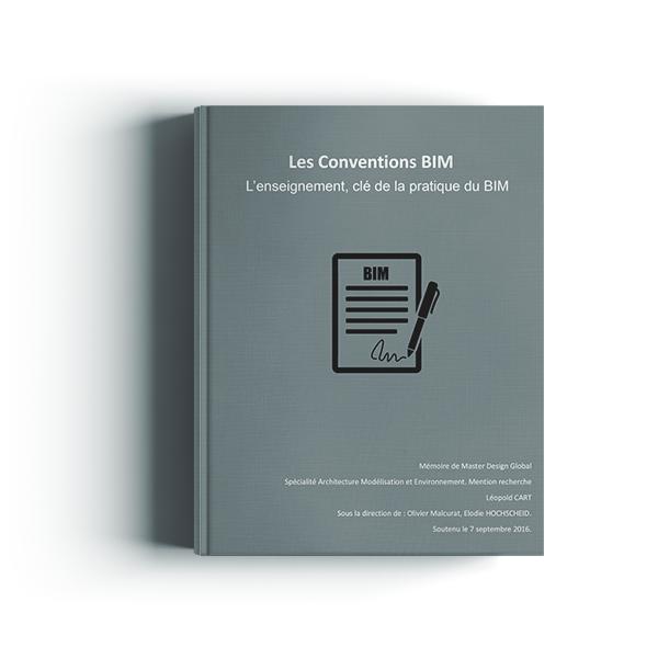 Les Conventions BIM : L'enseignement, clé de la pratique du BIM