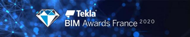 11 édition du concours Tekla BIM Awards France : 7 catégories, 5 critères et 3 dates à retenir