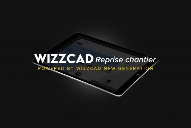 WIZZCAD lance une application gratuite pour accélérer la reprise des chantiers