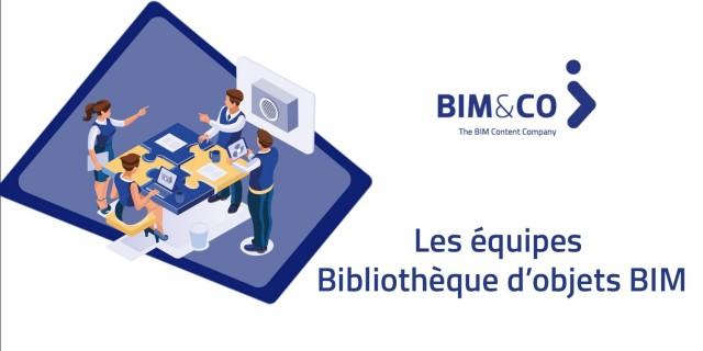 Comment créer une équipe dédiée à sa bibliothèque d'objets BIM ?