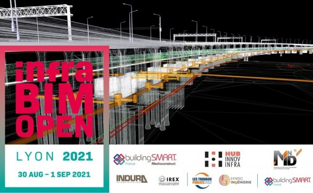 InfraBIM Open 2021 : nouvelles dates