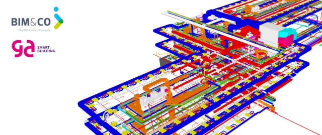 GA Smart Building accélère ses projets BIM avec la solution ONFLY.IO