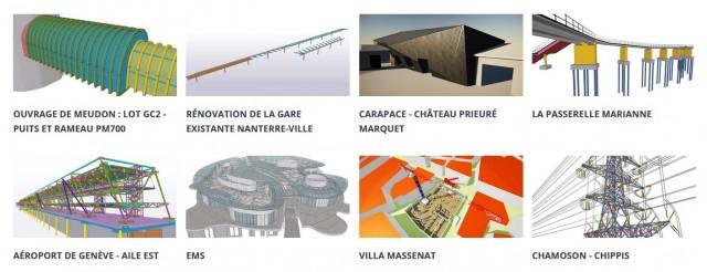 TEKLA France BIM Awards 2020 : +45 projets à voter (jusqu'au 31 août)