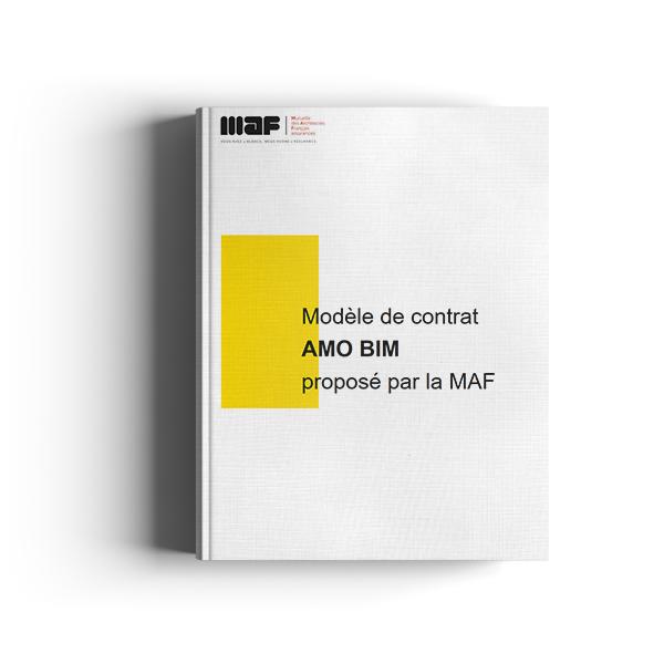 Modèle de contrat AMO BIM