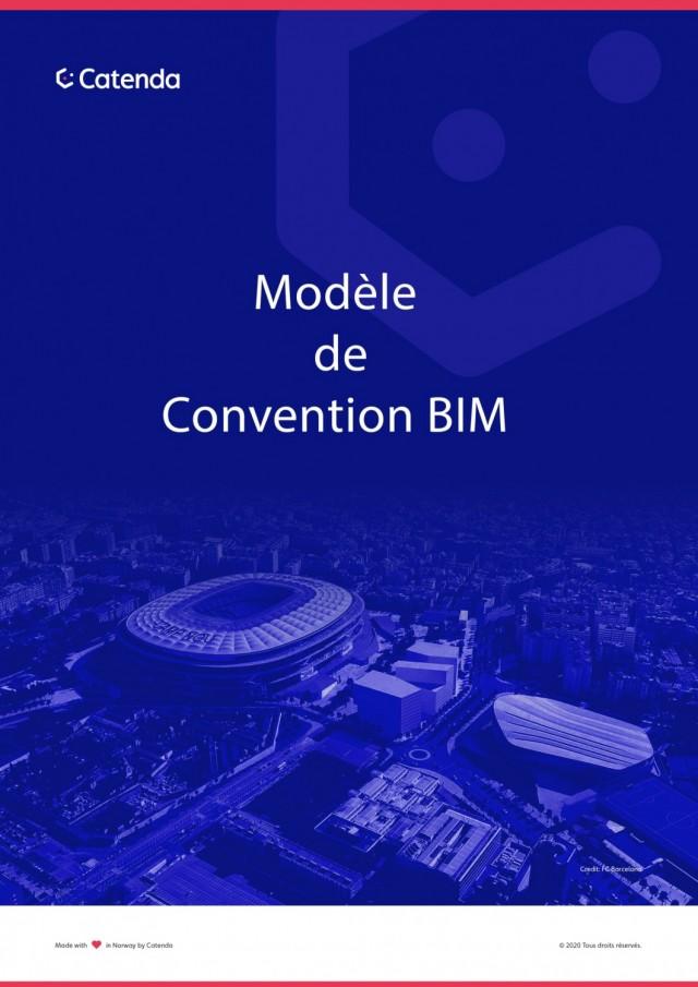 Télécharger notre Modèle de Convention BIM gratuitement