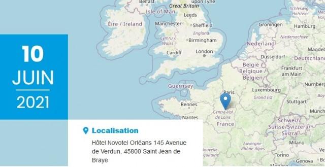 RDV le 10 juin à Orléans, pour la suite du REX BIM TOUR !
