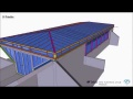Tekla France BIM Awards 2018 - VERRE & METAL : Les pavillons des étangs