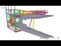 Tekla France BIM Awards 2018 - CHEVILLEY CM  : Plateforme cameraman tribune norme LNR*