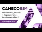 Nouveautés Caneco BIM 2020