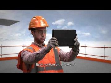Le chantier de construction à l'ère du Numérique / The construction worksite in the digital area