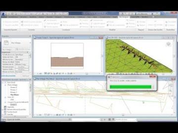 Améliorer les Surface Topographique dans Revit à l'aide de Site Designer