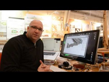 Daniel Hurtubise nous explique le BIM chez Renzo Piano