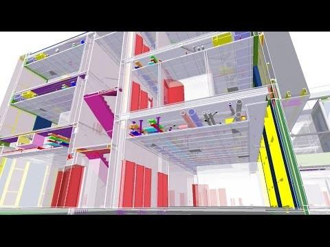 THALES Campus Bordeaux par GA Smart Building
