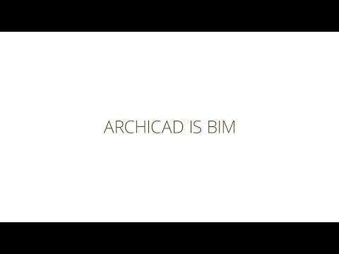 ArchiCAD 20 : Plus BIM que jamais !