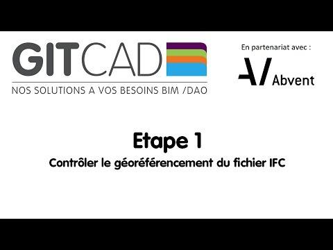 BIM - Workflow Revit-Archicad - Géo-référencement