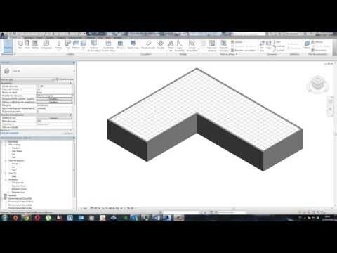 Tutoriel Revit Architecture | Ajout de famille - Fenêtre