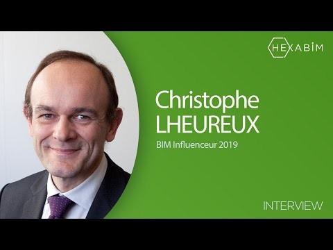 """Portrait BIM Influenceur """"Christophe Lheureux"""""""