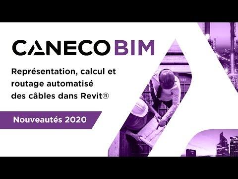 Caneco BIM 2020 maintenant disponible