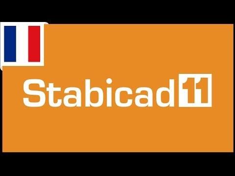 Nouvelle version Stabicad 11